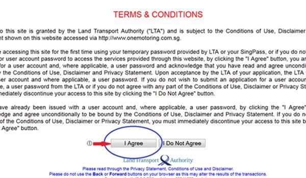 LTA Transaction Pin Request - Step 4