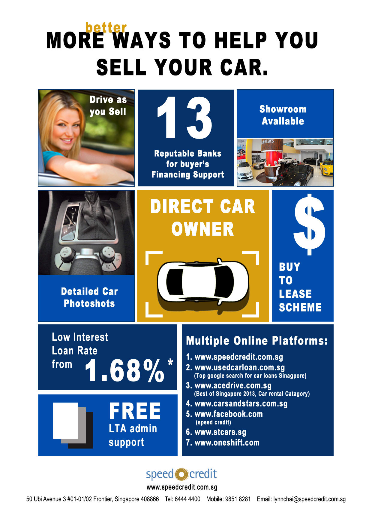 Car Consignment Banner