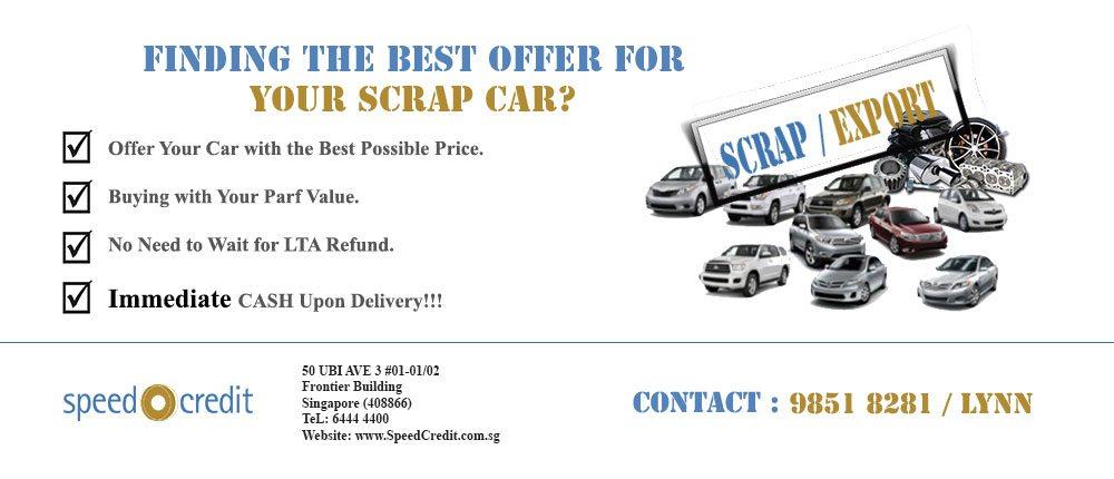 Car Scrap Quotation